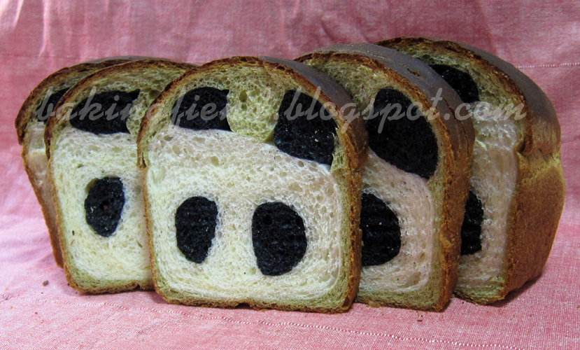 baking fiends unite!: Panda Bread