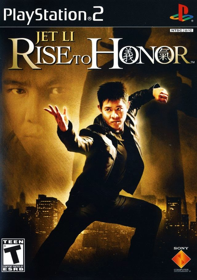 Download Jet Li: Rise to Honor for PS2 ISO