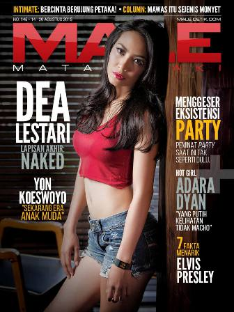 Download Gratis Majalah MALE Mata Lelaki Edisi 146 - Dea Lestari, Being Naked | MALE Mata Lelaki 147 Indonesia | MALE 146 : Dea Lestari & Adara Dyan | www.insight-zone.com