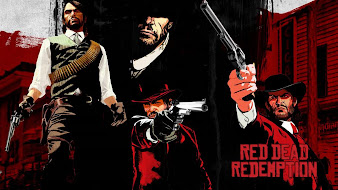 #2 Red Dead Redemption Wallpaper