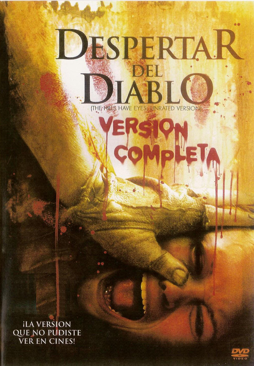 El Despertar del Diablo (2006) DVDRip Español Latino