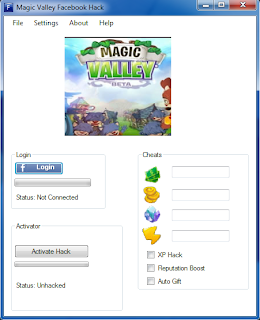 ALL Hacks FoR Facebook: Magic Valley Cheats and Hack