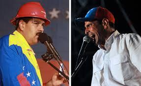 Encuestas Presidenciales VENEZUELA ULTIMAS ENCUESTAS 2013 Capriles Maduro al 11 de Abril