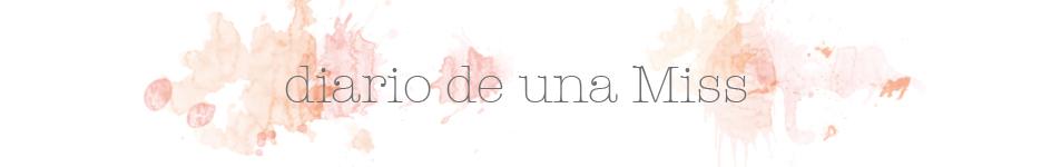 Diario de una Miss