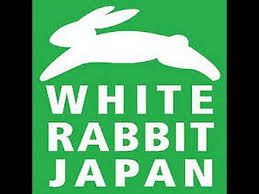 White rabbit Japan
