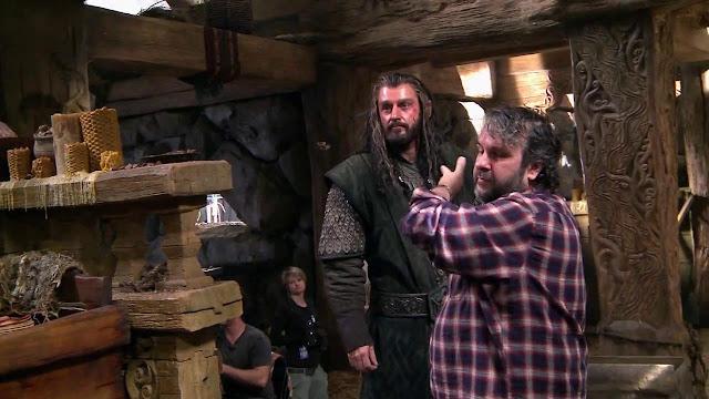 Peter Jackson directing