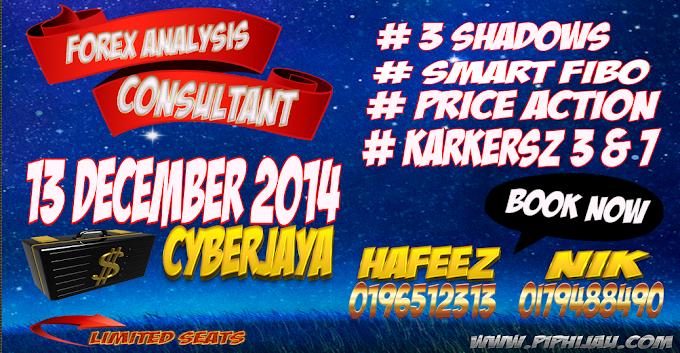 Seminar Forex 13 Disember 2014