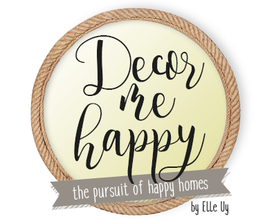 Decor me Happy by Elle Uy
