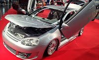 VW Golf V Tuning Umbau LSD Doors Flügeltüren