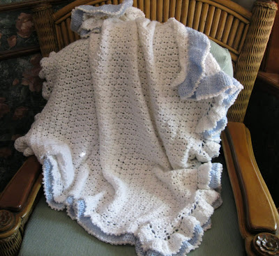 BERNAT BABY YARN AFGHAN PATTERNS Sewing Patterns for Baby