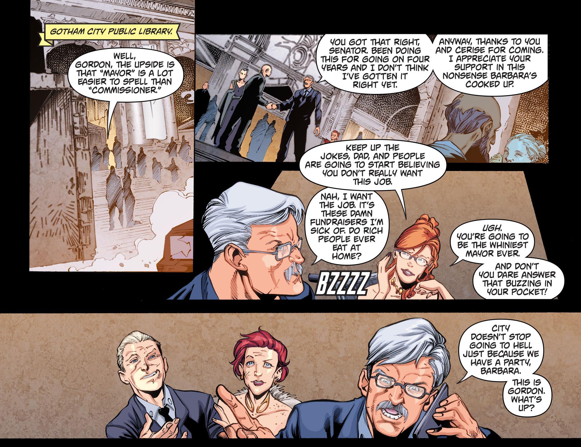 Batman: Arkham Knight [I] Issue #23 #25 - English 7