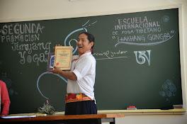 LAMA NORBU: PRESIDENTE INTERNACIONAL DEL INSTITUTO DE YOGA TIBETANO