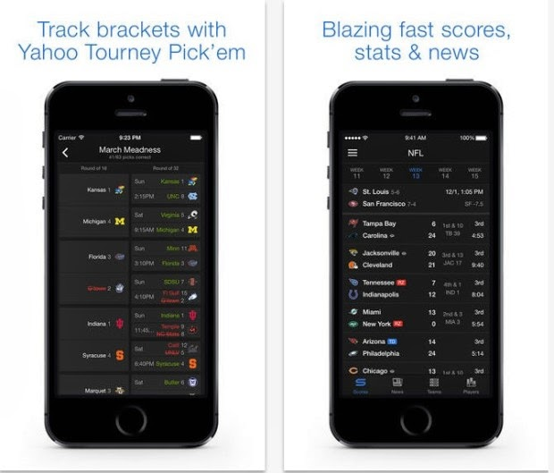 March Madness Live Stream and Bracket Apps