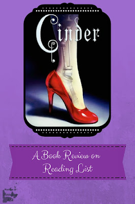 Cinder by Marissa Meyer a Book Review on Reading List