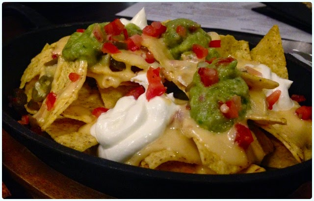 All Star Lanes, Manchester - Nachos