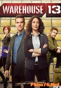 Nhà Kho Số 13|| Warehouse 13 Season 1