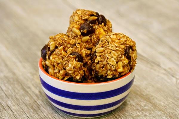 oatmeal-balls