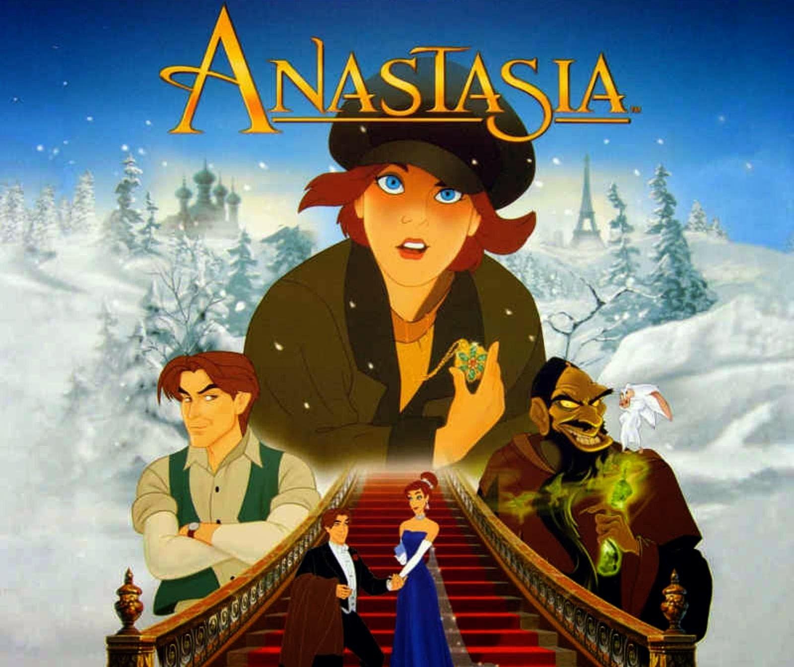 Disney parks blog anastasia 1997 - Anastasia voyage dans le temps ...