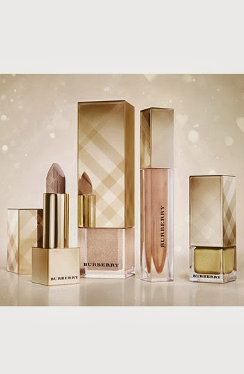 Burberry Beauty Festive Gold Collection 2013