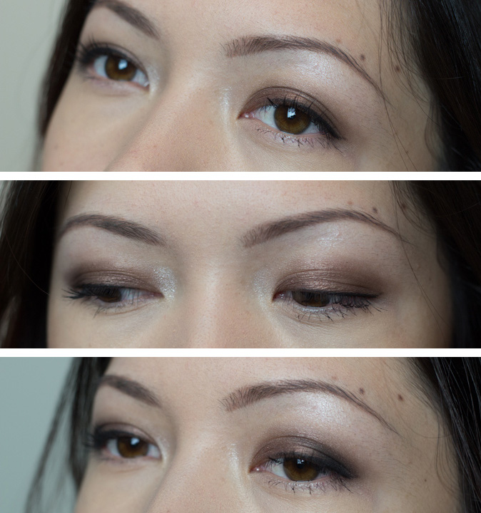 sephora vip pass envelope eyeshadow palette swatches looks