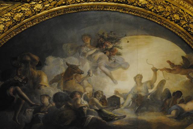 Versailles Mural