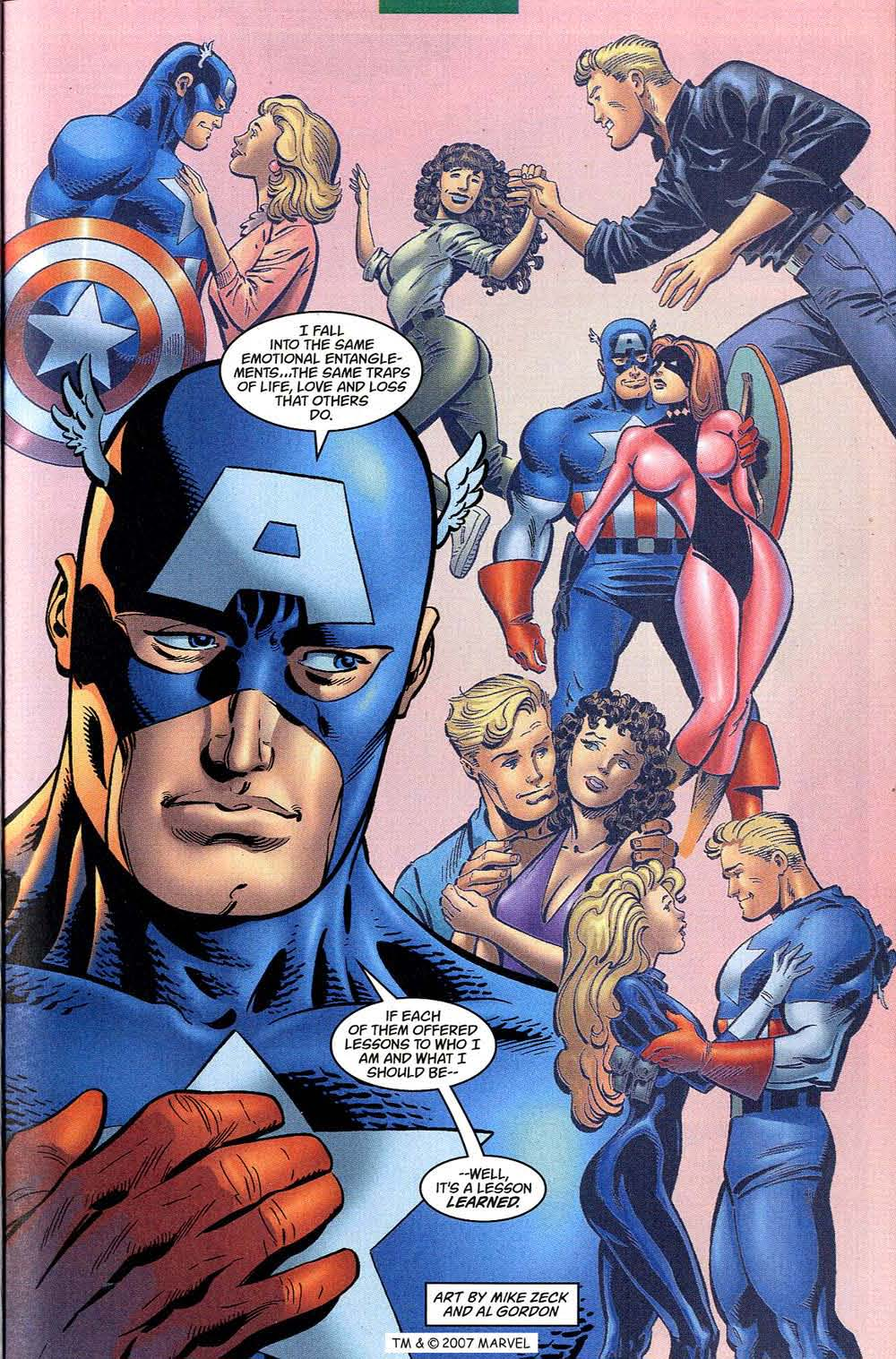 Captain America (1998) Issue #50 #57 - English 59
