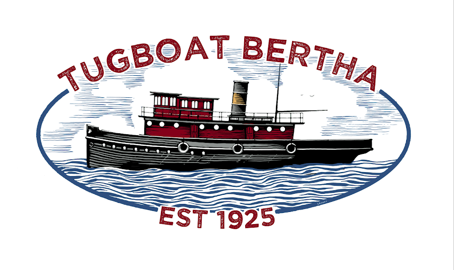 TUGBOAT BERTHA RESTORATION PROJECT