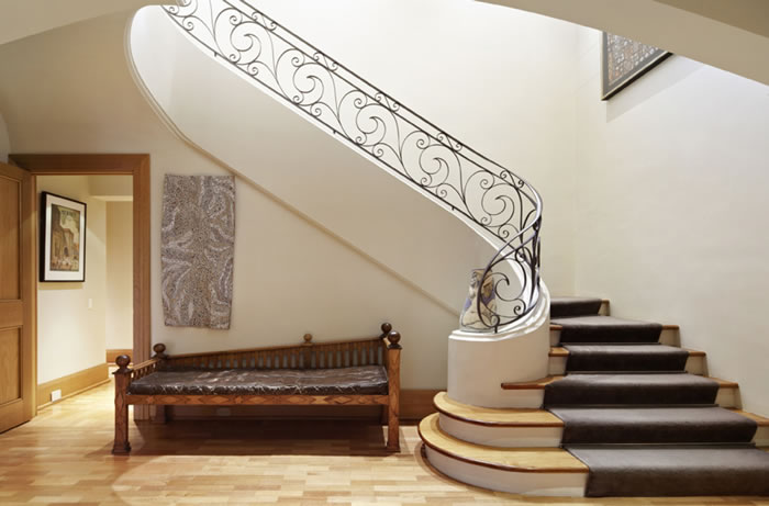 Etonnant A Beautiful Stair Is One Of The Most Fun Elements Of Architecture,
