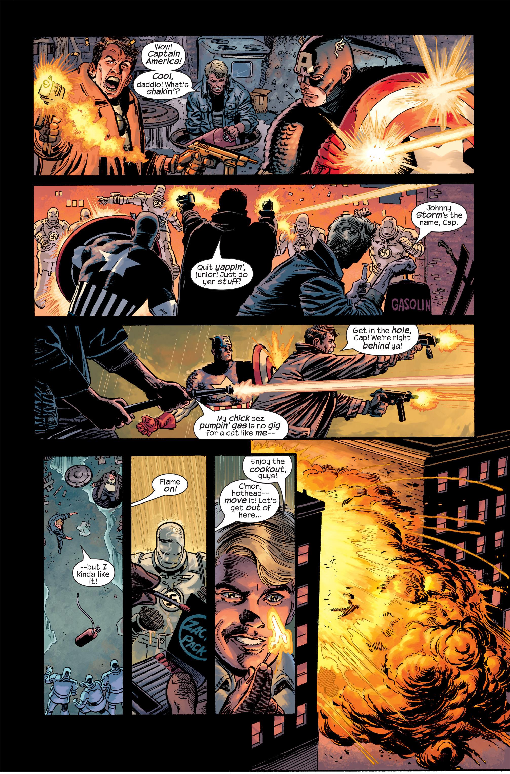 Captain America (2002) Issue #18 #19 - English 17