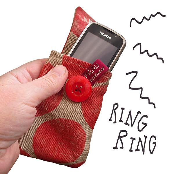 phone pocket by frauschoenert