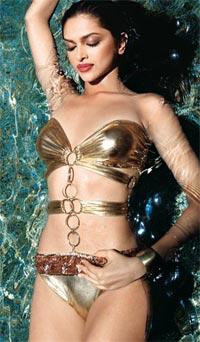 Deepika Padukone Bikini Images