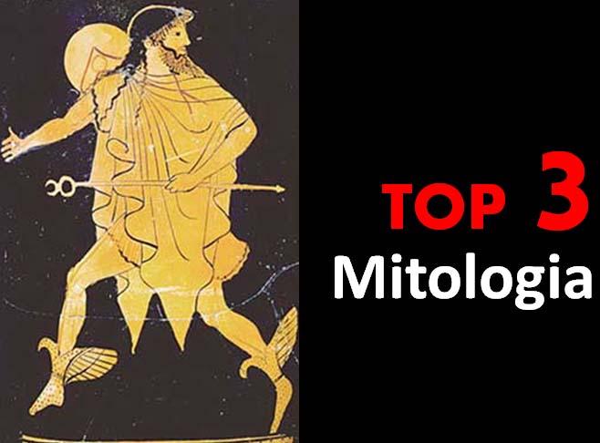 Top 3 - Mitologia
