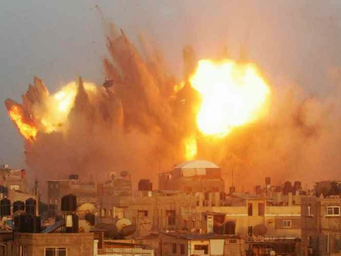 Konflik di Jalur Gaza