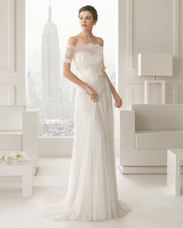 Hermosos vestidos de novias
