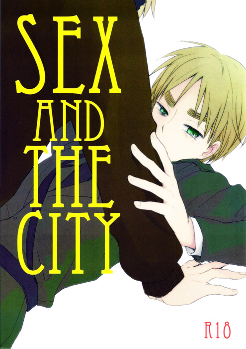 Hetalia dj - Sex and the City Ch.1 page 1 at www.Mangago.me