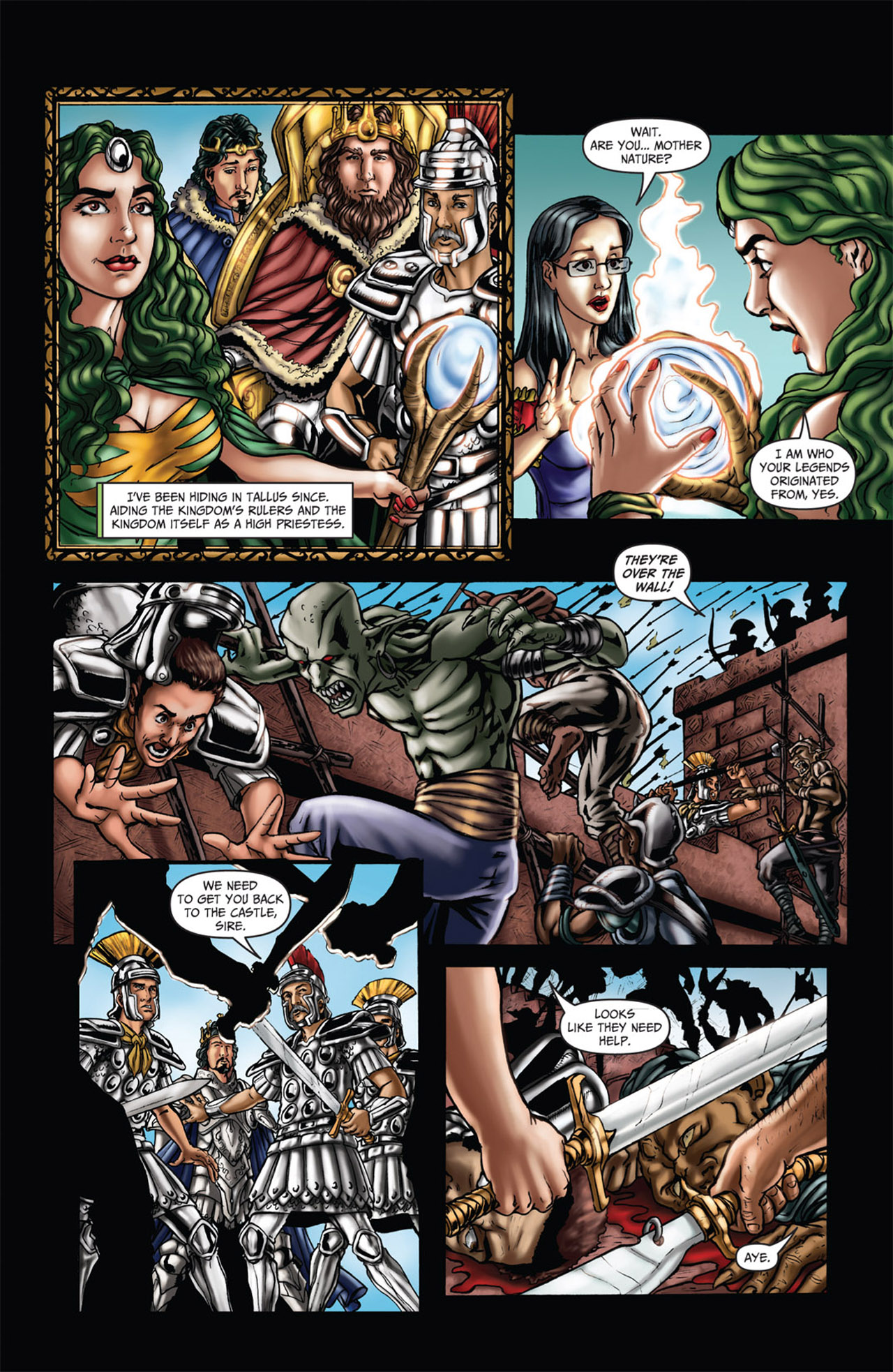 Grimm Fairy Tales (2005) Issue #60 #63 - English 13