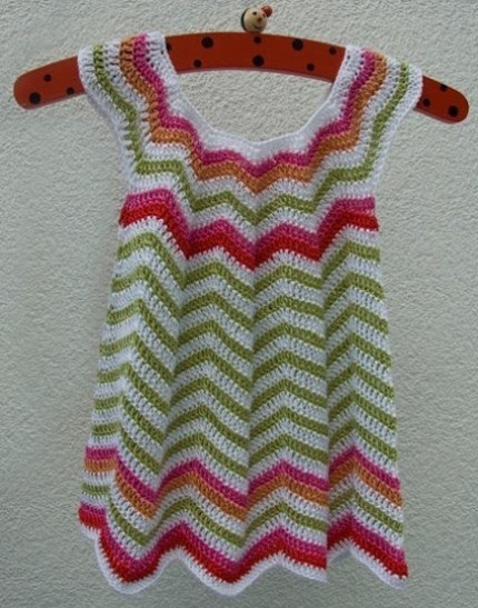 Little summer dress - Ripple