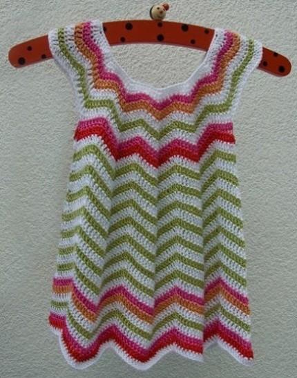 Little summer dress - Ripple