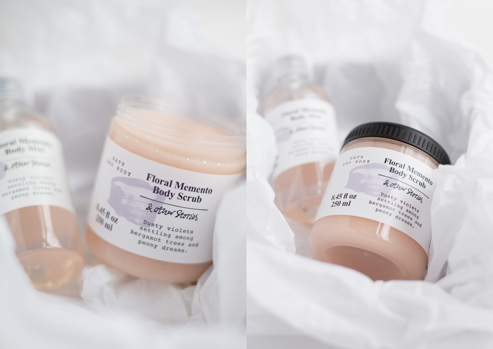 Floral Memento Body Scrub von &otherstories