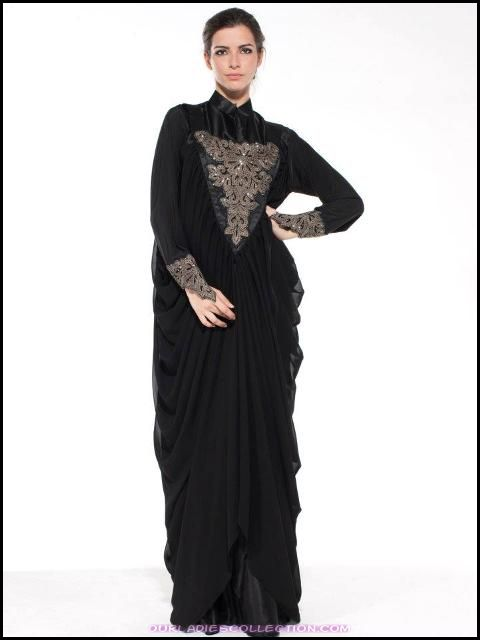 collection abayas 2012