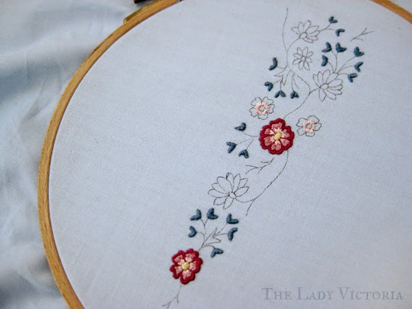 1780 stays embroidery