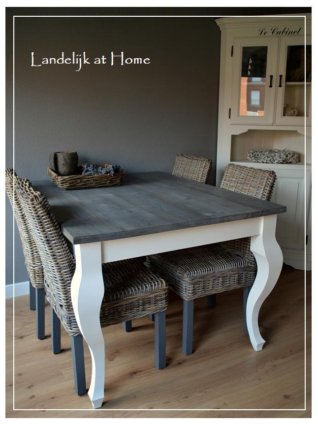 Landelijk at home landelijke meubels for Meubels landelijke stijl