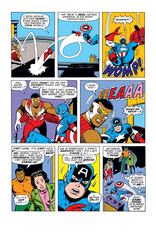 Captain America (1968) Issue #181 #95 - English 12