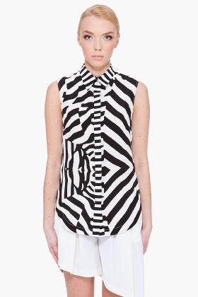 Zebra Print Blouses 59