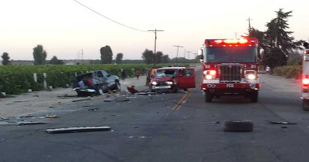 Fresno Visalia Bakersfield Accidents: Fatal Multi-Vehicle ...