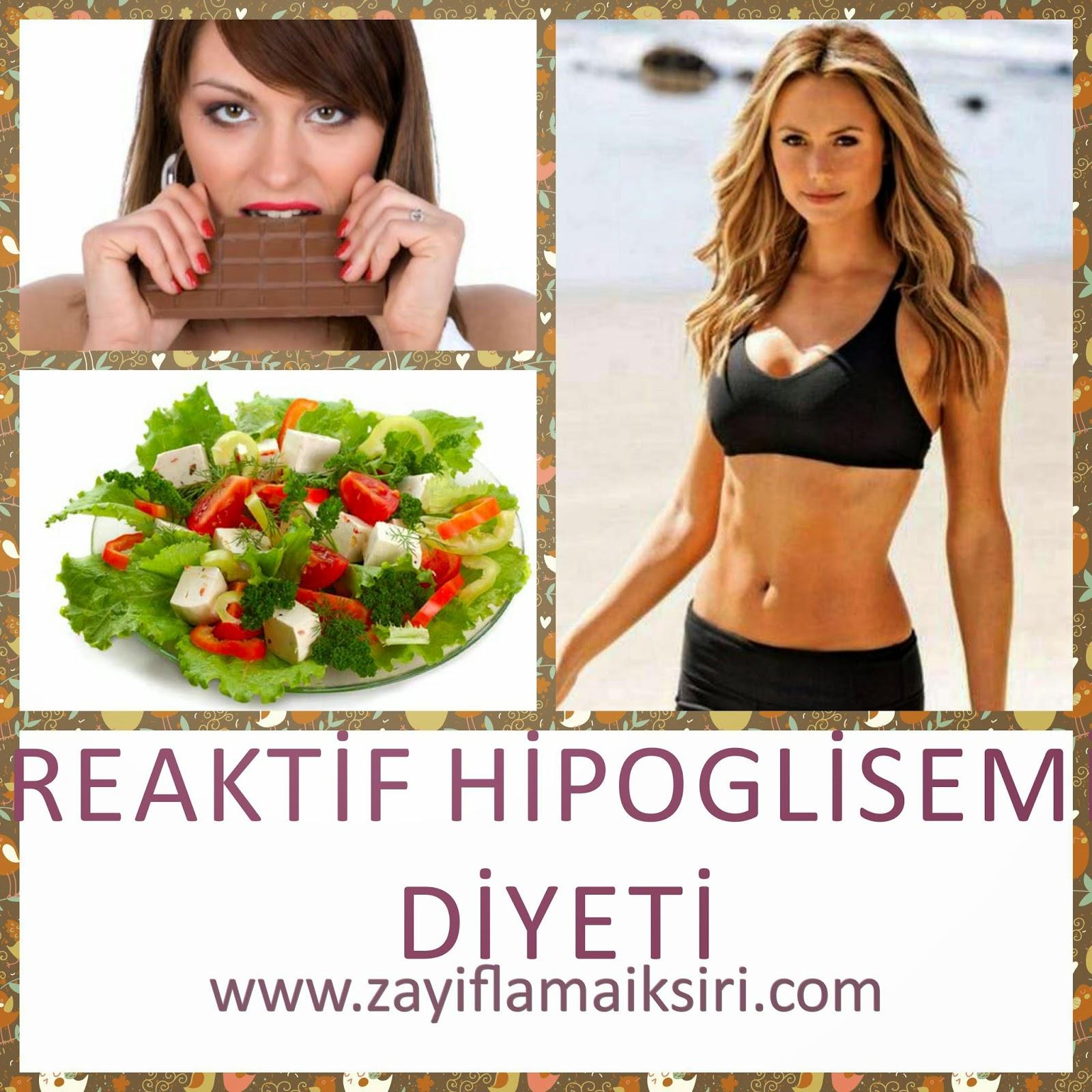 Hipoglisemi diyeti nedir Nasıl kilo verilir