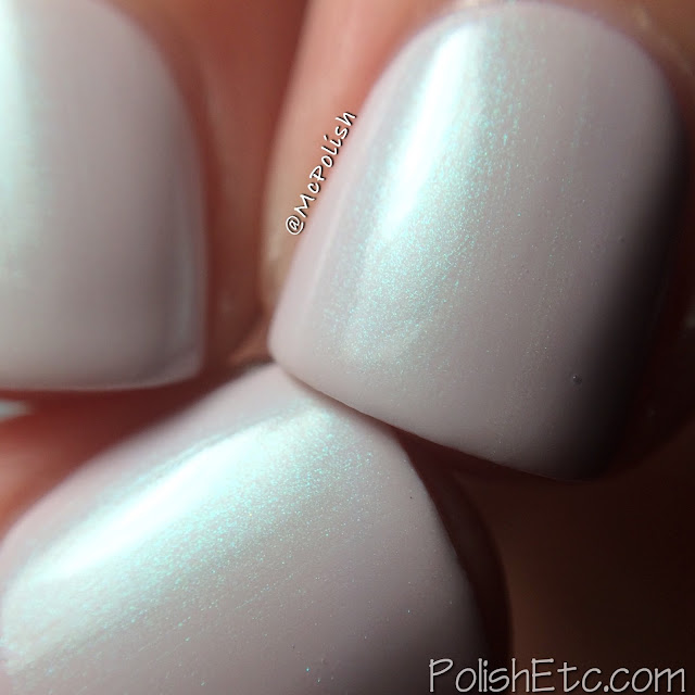Takko Lacquer - McTakko - McPolish Collaboration Shade