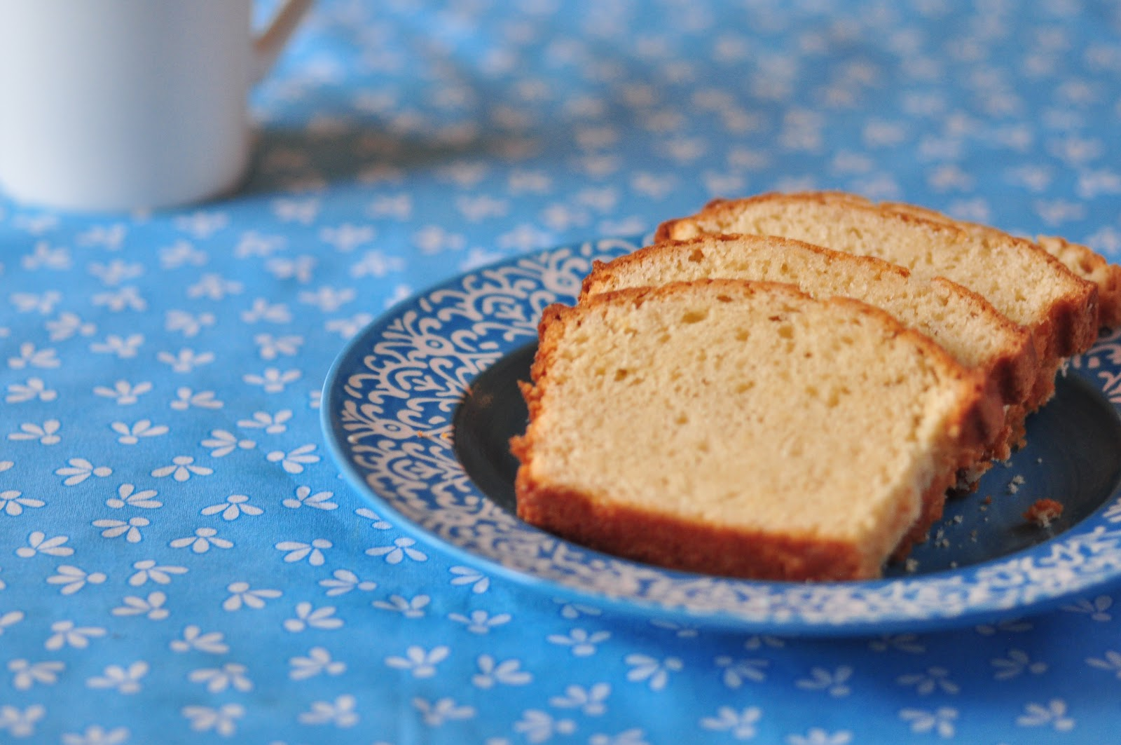 Served with love: French Yogurt Cake - where baking is ...