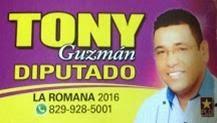 TONY GUZMAN DIPUTADO
