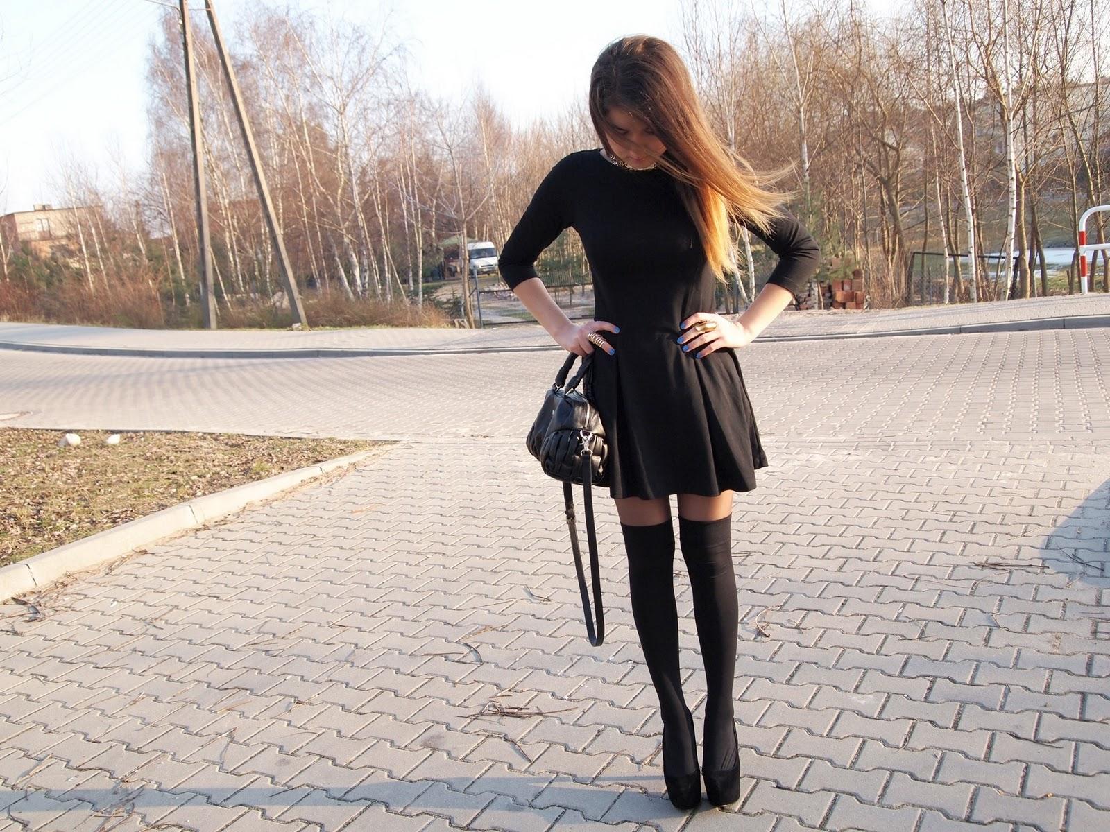 D E Y N N Black High Heels